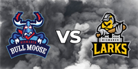 Bull Moose vs. Larks_logo