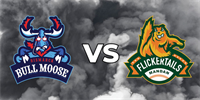 Bull Moose vs. Flickertails _logo